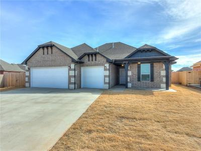 Harrah Single Family Home For Sale: 20590 Legacy Crossing