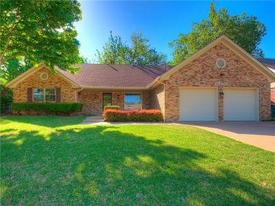 Oklahoma City Single Family Home For Sale: 8816 N Kensington