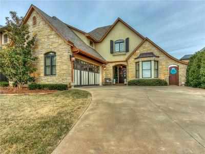 Edmond Single Family Home For Sale: 16605 Little Leaf