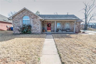 Lincoln County Single Family Home For Sale: 1023 Tilghman Drive