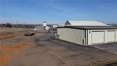 Blanchard Commercial For Sale: 816 W Veteran's Memorial Highway