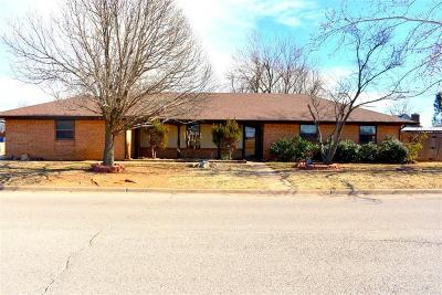 Chickasha Single Family Home For Sale: 34 Hazybrook
