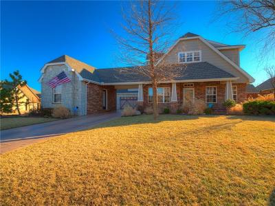 Edmond Single Family Home For Sale: 16424 Ernest Court