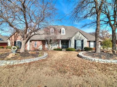 Choctaw Single Family Home For Sale: 12823 Glen Aeire