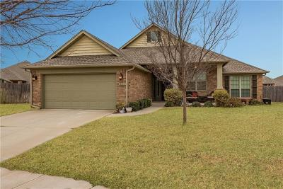 Yukon Single Family Home For Sale: 301 Durkee Road