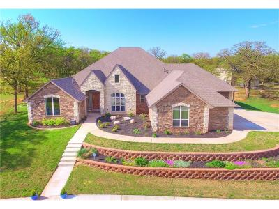 Edmond Single Family Home For Sale: 2800 W Sorghum Mill Road