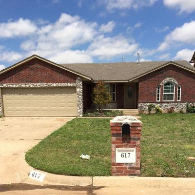 Moore Rental For Rent: 617 SW 7th Street