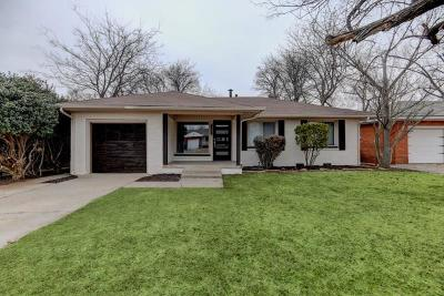 Oklahoma City Single Family Home For Sale: 1631 Sheffield Road