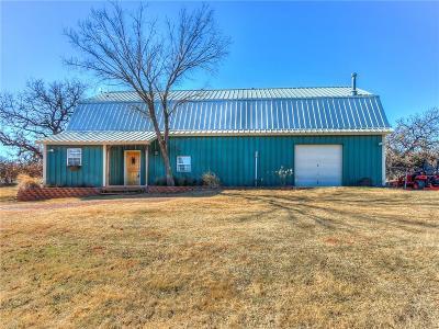 Jones Single Family Home For Sale: 15405 15th Street