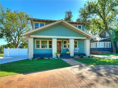 Oklahoma City Single Family Home For Sale: 1214 NW 36th Street