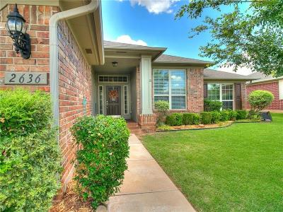Edmond Single Family Home For Sale: 2636 NW 182nd Street