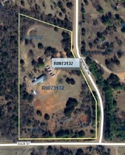 Oklahoma City Residential Lots & Land For Sale: 9509 Jennifer Drive
