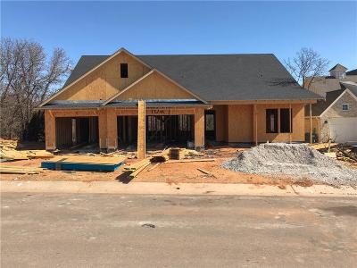 Edmond Single Family Home For Sale: 4824 Green Country Road