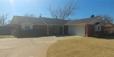 Oklahoma City Single Family Home For Sale: 2604 NW 111th Street