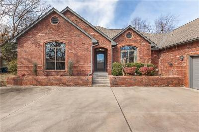 Edmond Single Family Home For Sale: 117 N Bradbury