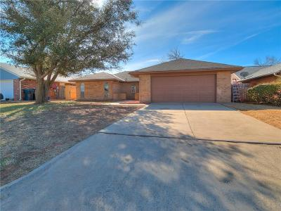 Single Family Home For Sale: 8512 Crestline