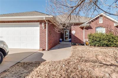 Oklahoma City Single Family Home For Sale: 1021 130th