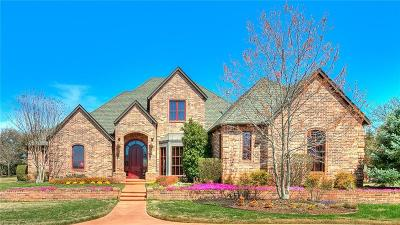 Edmond Single Family Home For Sale: 2501 Chaumont