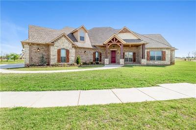 Oklahoma City Single Family Home For Sale: 4004 Bridge Wood Lane
