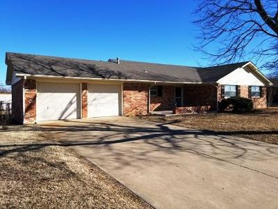 Prague Single Family Home For Sale: 1216 Westlawn Lane