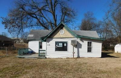 Single Family Home For Sale: 112 N High Avenue