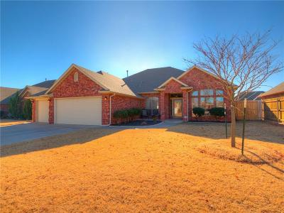 Oklahoma City Single Family Home For Sale: 1516 SW 122nd Street