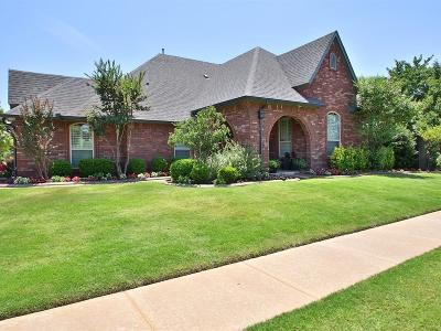 Oklahoma City Single Family Home For Sale: 17001 Vitoria Drive
