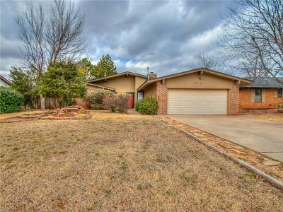 Oklahoma City Single Family Home For Sale: 7921 NW 101st