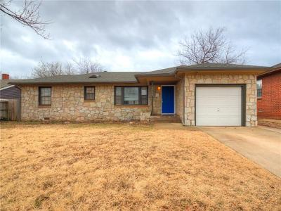 Oklahoma City Single Family Home For Sale: 2708 Lancaster Lane
