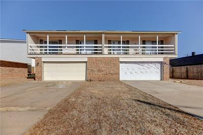 Oklahoma City Multi Family Home For Sale: 2217 NW 117th Street