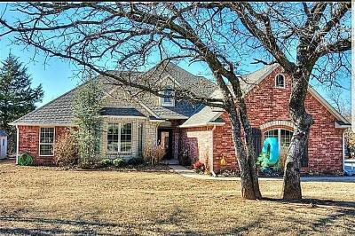 Blanchard Single Family Home For Sale: 26831 Briar Oak Dr.