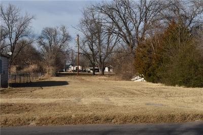 Anadarko Residential Lots & Land For Sale: 321 E Central
