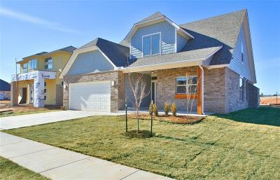 Oklahoma City OK Single Family Home For Sale: $270,000