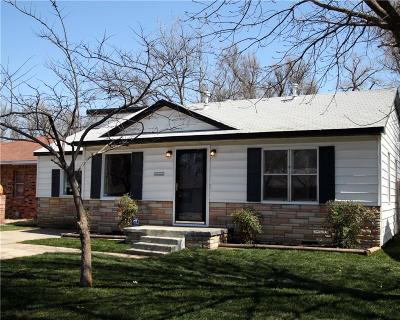 Bethany Single Family Home For Sale: 5206 N Beaver Avenue