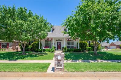 Oklahoma City Single Family Home For Sale: 1415 SW 132nd