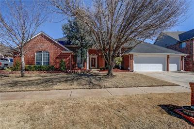 Oklahoma City Single Family Home For Sale: 12732 Knight Hill Road