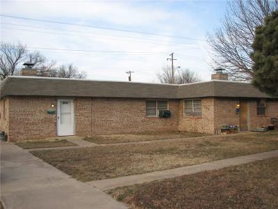 Moore OK Multi Family Home For Sale: $112,000