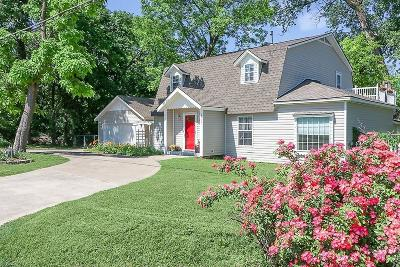 Choctaw Single Family Home For Sale: 2019 Nicoma Lane