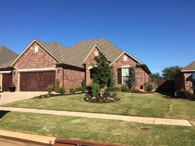 Norman Single Family Home For Sale: 4012 Vista