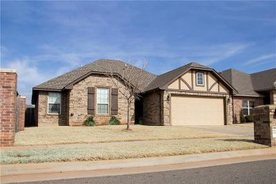 Edmond Single Family Home For Sale: 2329 NW 195th Street