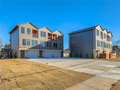 Oklahoma City Condo/Townhouse For Sale: 1140 NW 13th Street #B