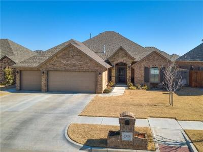 Oklahoma City Single Family Home For Sale: 10916 Lansfaire Lane