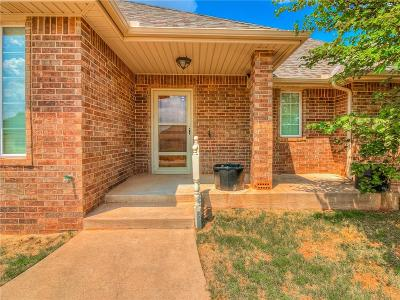Guthrie Single Family Home For Sale: 1614 Canyon Bluff