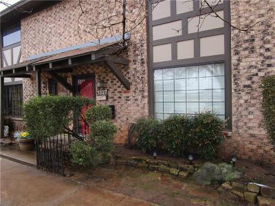 Altus Condo/Townhouse For Sale: 1327 Canterbury