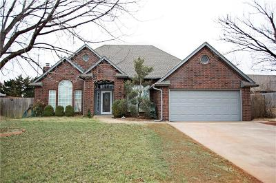 Mustang Single Family Home For Sale: 1536 W Onyx Way