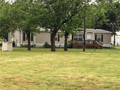 Crescent OK Single Family Home For Sale: $150,000