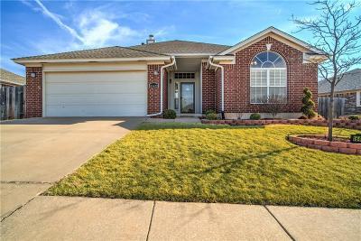 Edmond Single Family Home For Sale: 16412 Oconee Creek Drive