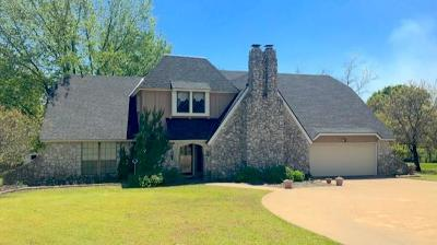 Shawnee Single Family Home For Sale: 8 Cedar Creek Drive