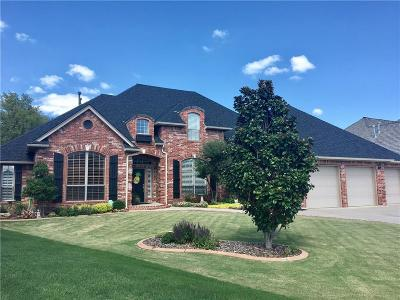 Norman Single Family Home For Sale: 4517 Greystone