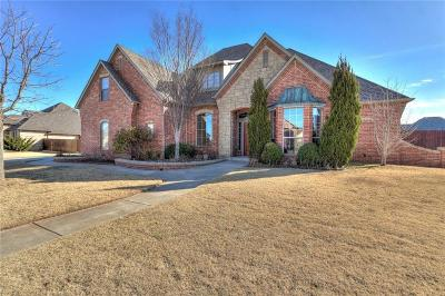 Edmond Single Family Home For Sale: 308 NW 150th Court